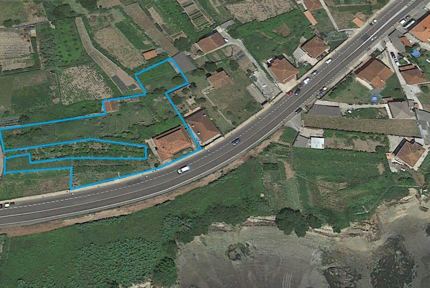 Casa Combarro Maps